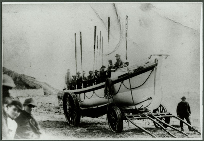 Lifeboat 'Grace Darling'