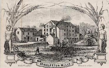 Spindlestone Mill