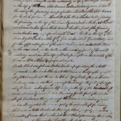 Threshing Mill estimate 1806 from The National Archives ADM 66/86 (OGL)