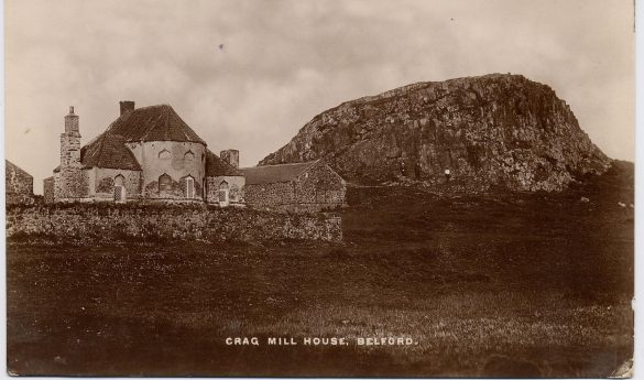 Crag Mill House, Easington, Belford