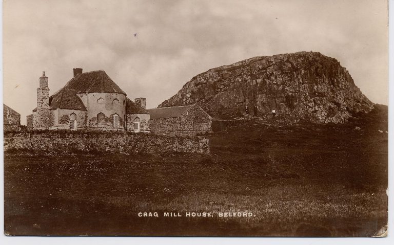 Crag Mill House, Belford