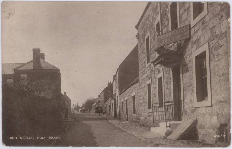 The Iron Rails, Marygate, early 20th Century