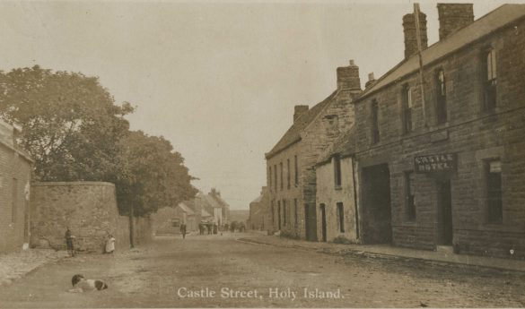 Castle Inn/Hotel, Marygate, Holy Island