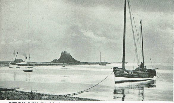 Holy Island's Fishing Heritage