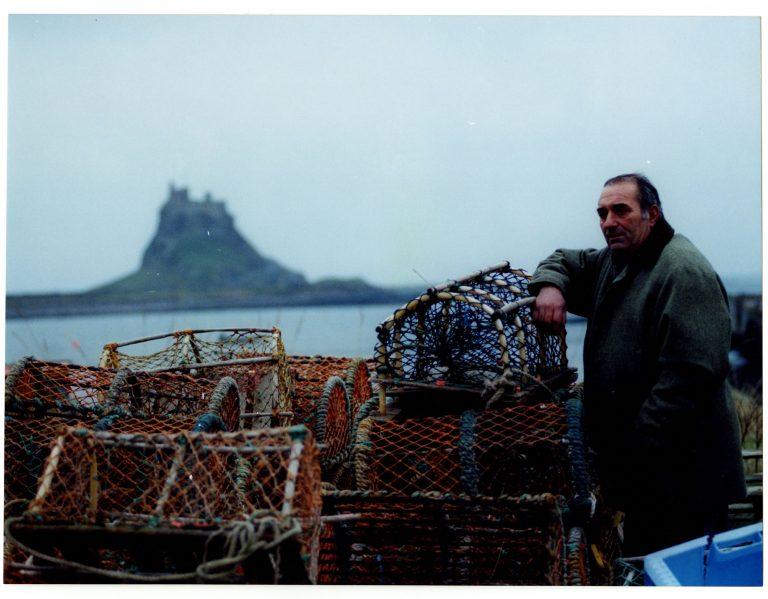 Photographs of Tommy Douglas, Holy Island