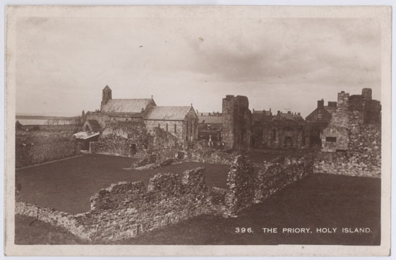 The Priory, Holy Island