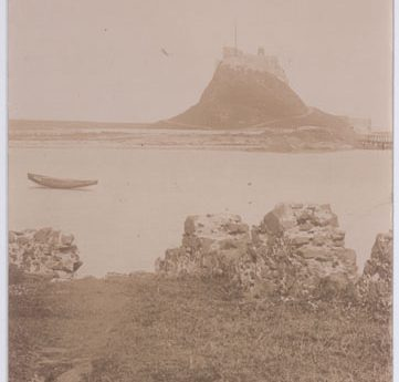 The Castle, Holy Island