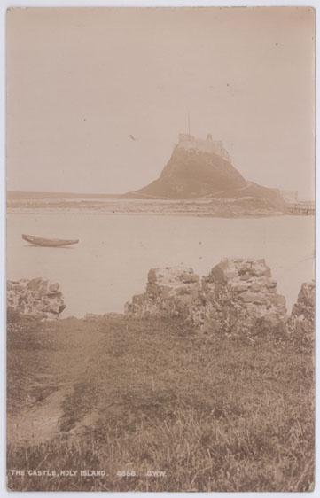 The Castle, Holy Island