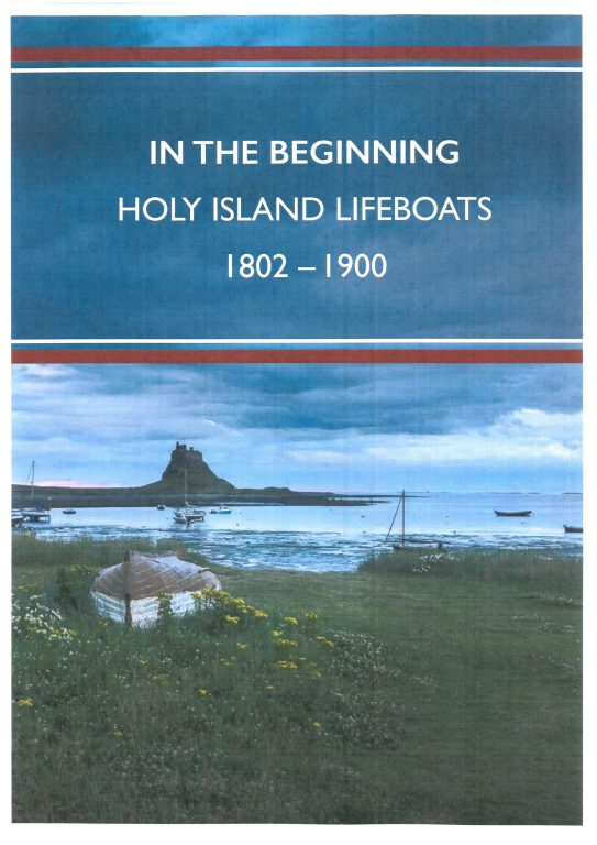 Cover of Holy Island Lifeboats Booklet 1