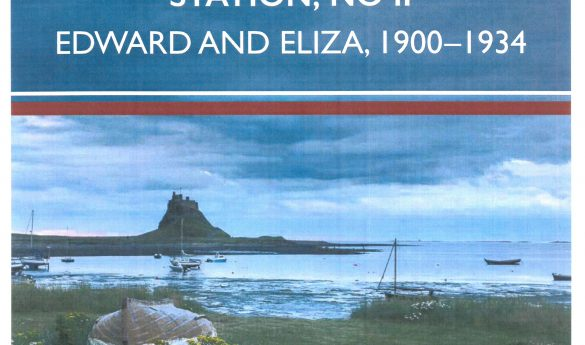 Booklet: 'Station No.1; Lizzie Porter 1909-1925.  Station No. II; Edward & Eliza 1900-1934'
